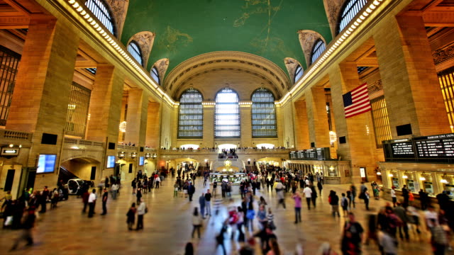 Grand Central Terminal video