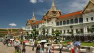 Grand Palace Bangkok video