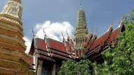 Grand Palace Temple, Bangkok, Thailand video