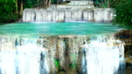 grand waterfall scenery video