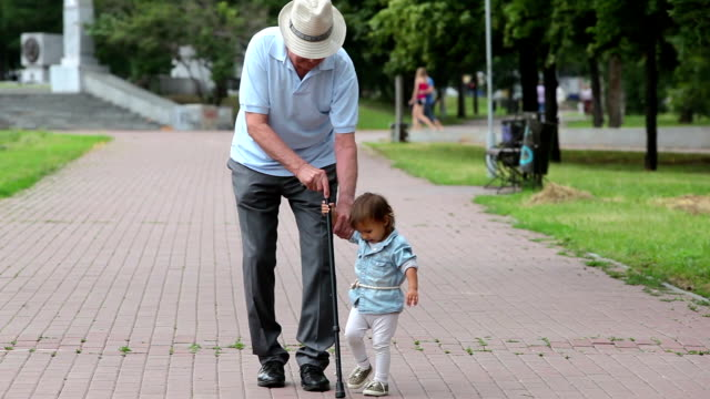 Granddad video