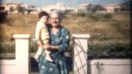 Grandma & Child Caracas 1958 video