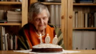 grandmother's 100th birthday - happy video