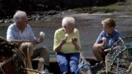 Grandparents and Grandchildren video