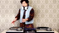 granny dj video