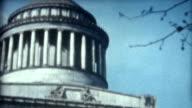 Grant's Tomb 1950's video