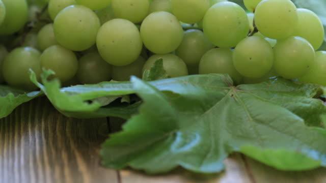 Grapes 4K video