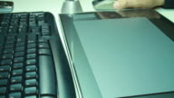 Graphics Tablet video