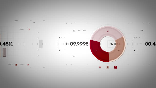 Graphs and Data Tracking Red Lite video