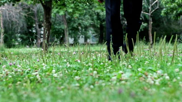 Grass Steps video