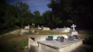 TIMELAPSE: Graveyard video