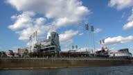 Great American Ball Park Arena Cincinnati Ohio  - CINCINNATI, OHIO USA video