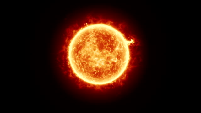 Great Ball of Fire - Sun video