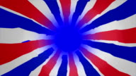 Great Britain Flag video