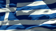 Greece Flag video