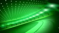 Green Abstract Background Loop (Full HD) video