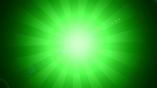 Green background video