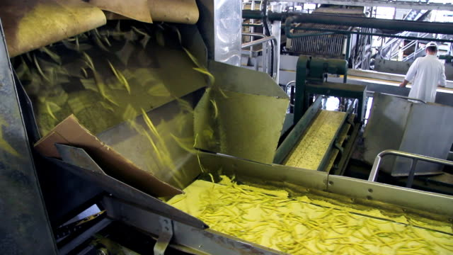 Green Beans, Food Industry video
