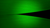 Green Curtains (portrait format) Opening and Closing (with alpha channel) video