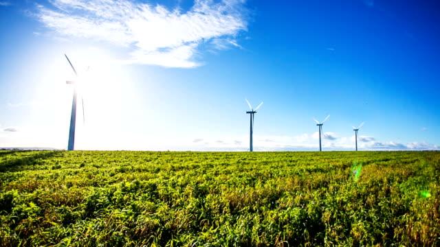 Green energy video