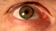 Green eye video