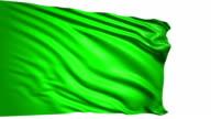 green flag (loop) video