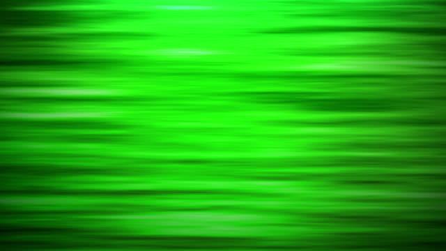 Green Fractal Lines Background. video