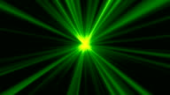 Green Plasma Blast, HD video