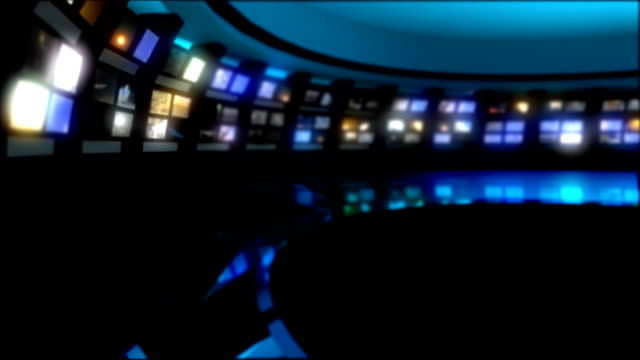 Green Screen Virtual News Studio Template video