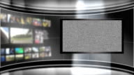 Green Screen Virtual Studio 1 Template Loop video
