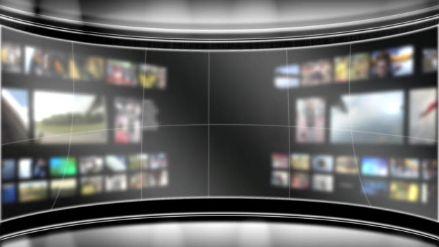 Green Screen Virtual Studio 1 Template video