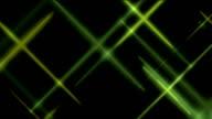 Green spikes (HD) video