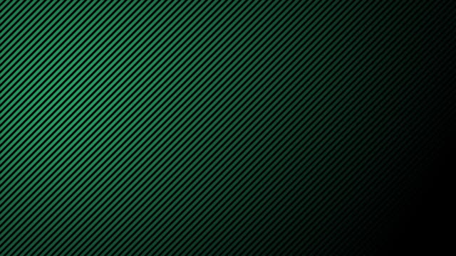 Green Striped Background video