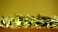 Green Tea. Collage. video