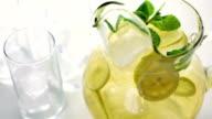 Green tea with citrus video