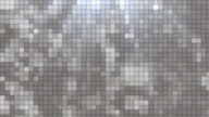 Grey glitter BG video