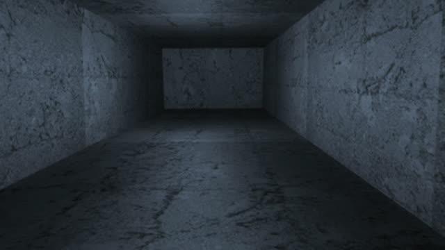 3D Grey Room video