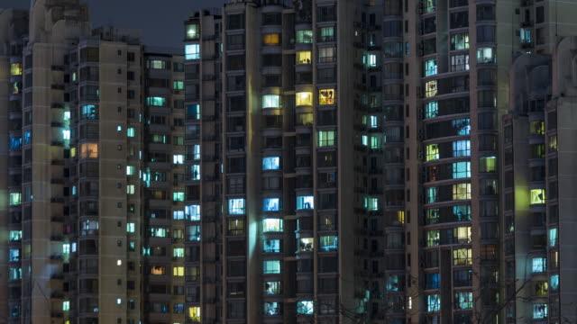 T/L CU HA PAN Grid Apartment in Beijing video