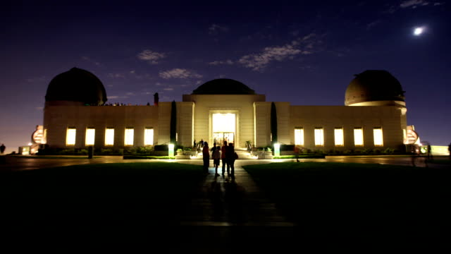 Griffith Park Observatory, Los Angeles video