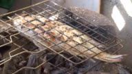 grilled Fish video