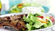 Grilled Pork Chops video