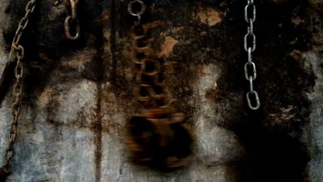 grillets oxidados de esclavo video