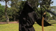 grim reaper dolly away video