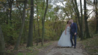 Groom and bride video