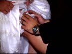 Groom Removes Garter video