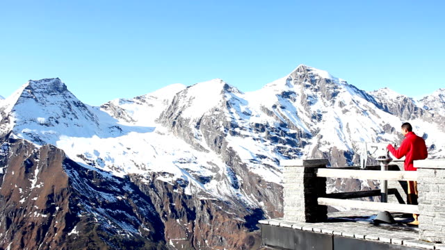 Grossglockner, Alps (HD) video