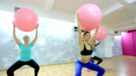 Group Pilates Training! video