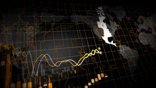 Growing Financial Chart Loop video