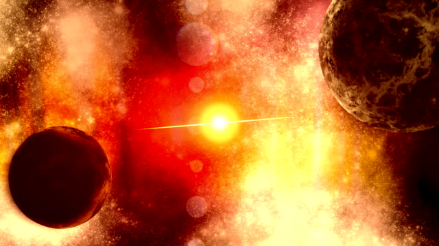 Growing supernova video