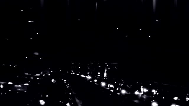 Grunge Arty Traffic Jam video